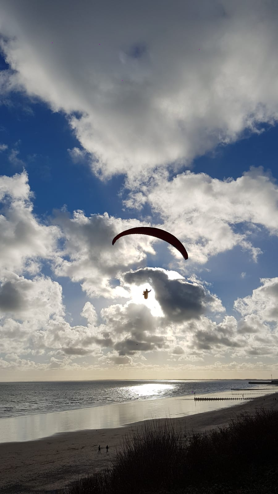 paragliding yorkshire 1